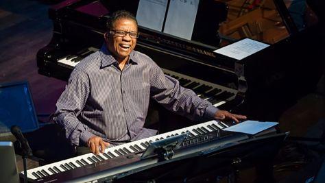 Jazz: Herbie Hancock Shows Off His New Sound