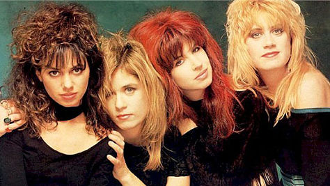 Rock: The Bangles in '86
