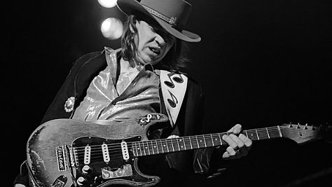 Blues: Stevie Ray Vaughan's Steely Licks