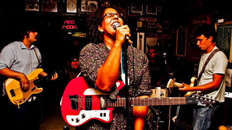 Indie: Alabama Shakes, Critics' Darlings