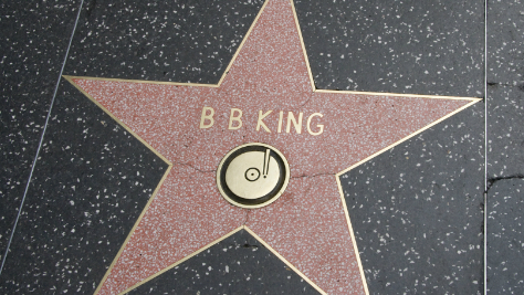 Blues: B.B. King Gets a Star