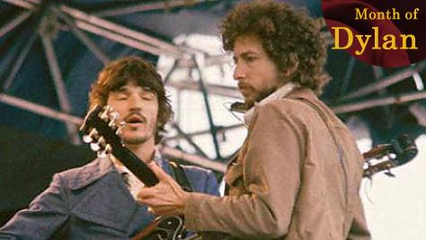 Rock: Dylan & The Band Reunion Tour Hits Boston