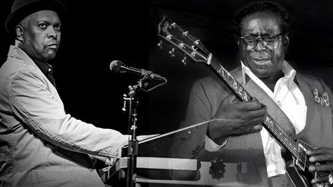 Blues: Albert King Joins Booker T. in '68
