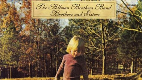 Rock: The Allman's 'Brothers and Sisters' Goes #1