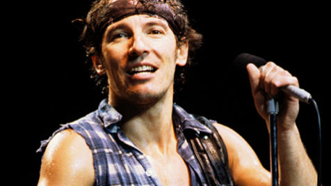 Rock: Bruce Springsteen in Stockholm, 1988