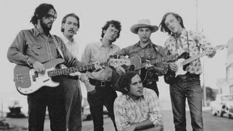 Country: Commander Cody's Country Boogie, 1972