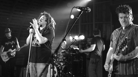 Video: Three Hours of Counting Crows