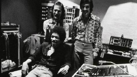 Rock: Jimi Hendrix Opens Electric Lady Studios