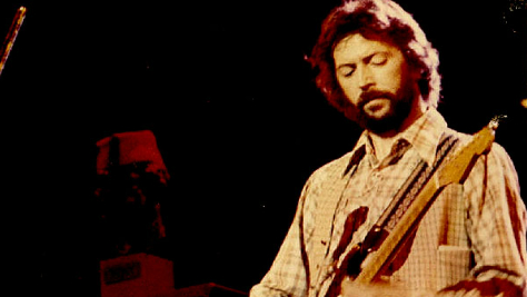 Rock: Eric Clapton in Santa Monica
