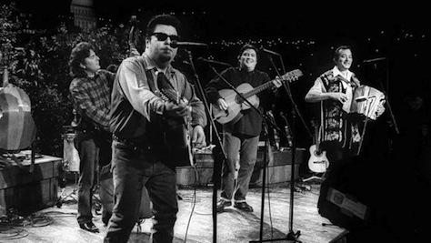 Rock: Party with Los Lobos in 1984