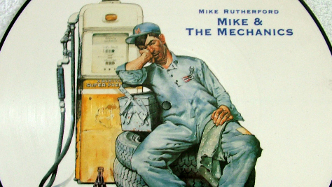 Rock: Genesis Sparks Mike and the Mechanics