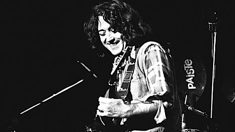 Blues: Rory Gallagher's Irish Blues