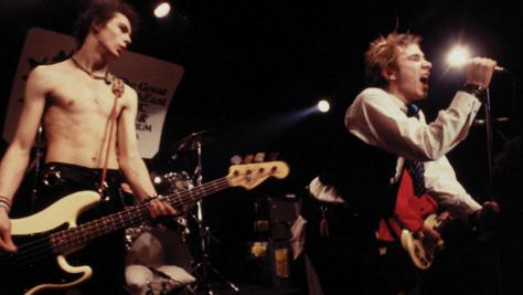 Rock: Vault History: The Sex Pistols' Last Gig