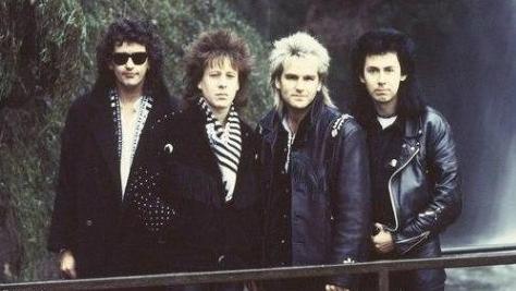 Rock: U2 + The Clash = The Alarm