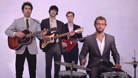 Indie: The Allah-Las Get Groovy at Daytrotter