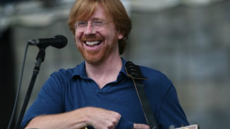 Video: Trey Anastasio on the Waterfront