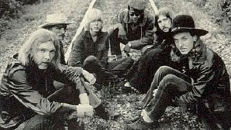 Rock: The Allman Brothers Ring in 1974