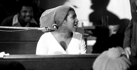 Blues: Aretha Franklin at the Fillmore West