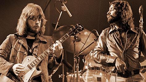 Rock: Atlanta Rhythm Section in NYC, 1977