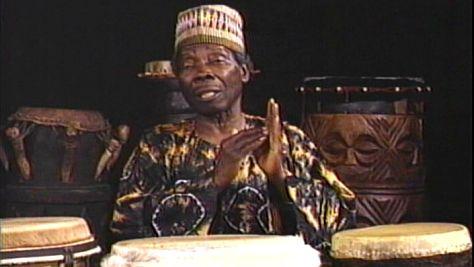 Folk & Bluegrass: Olatunji's African Percussion Party