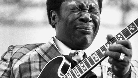 Blues: New to the Vault: B.B. King at Paul's Mall, '78