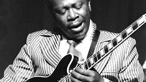 Blues: B.B. King Rocks the Fillmore West