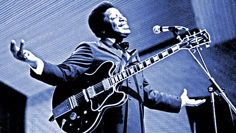 Blues: All Hail the King!