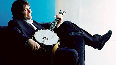Folk & Bluegrass: Bela Fleck's Genre-Bending Banjo