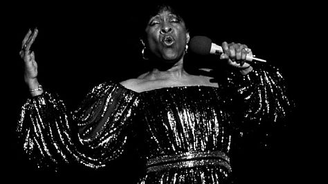 Jazz: Betty Carter Trio With Strings