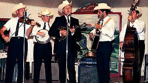 Folk & Bluegrass: Bill Monroe and the Bluegrass Boys, '67