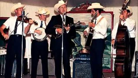 Folk & Bluegrass: Bill Monroe and His Bluegrass Boys