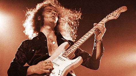 Rock: Ritchie Blackmore's Rainbow, '81