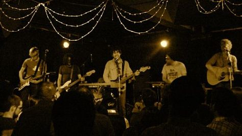 Indie: Blitzen Trapper at Noise Pop, 2008