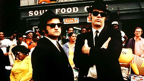 Blues: The Blues Brothers on New Year's 1978