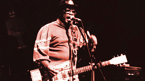 Rock: Bo Diddley's Infectious Beat