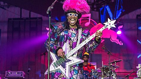 Rock: Ahh...The Name is Bootsy, Baby!