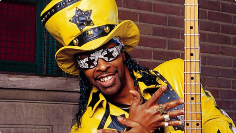 Tramps: Bootsy Collins at Tramps, '94