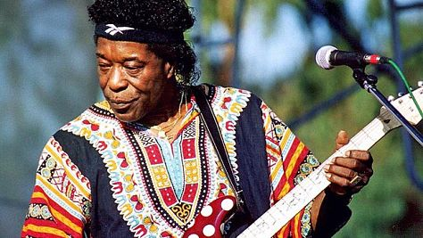 Blues: Uncut: Buddy Guy at Tramps, '96