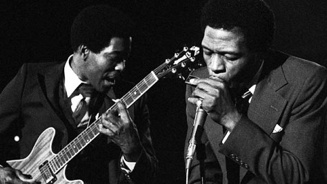 Blues: Buddy Guy and Junior Wells at Newport