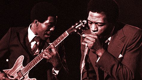 Blues: Just Added: Buddy Guy & Junior Wells, '73