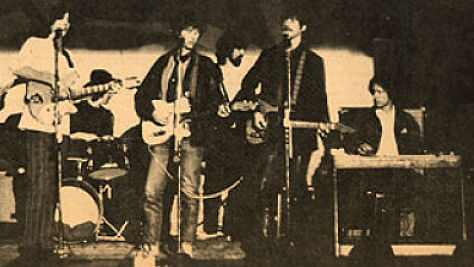 Rock: The Byrds Meet The Flying Burrito Brothers