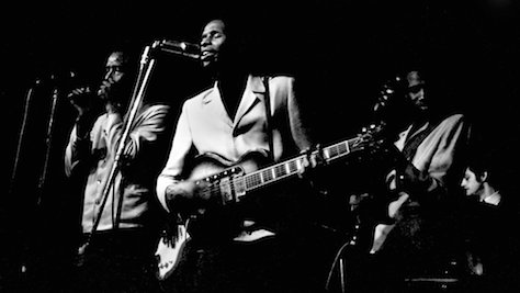 Folk & Bluegrass: Chambers Brothers at Ash Grove, '64