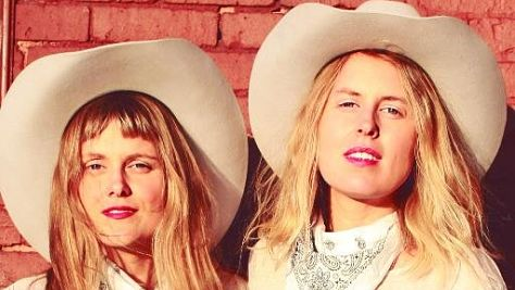 Folk & Bluegrass: Video: The Chapin Sisters at Paste Studios