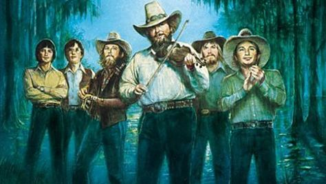 Country: Just Added: Charlie Daniels in Hartford, '80
