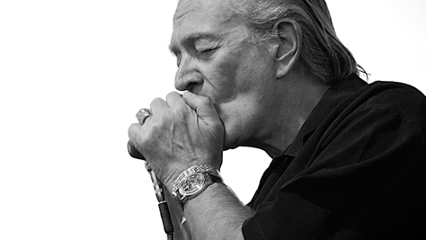 Blues: Charlie Musselwhite's Blues Harp