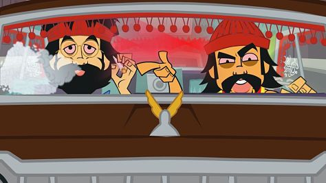 Comedy: Cheech & Chong Burn Another One Down