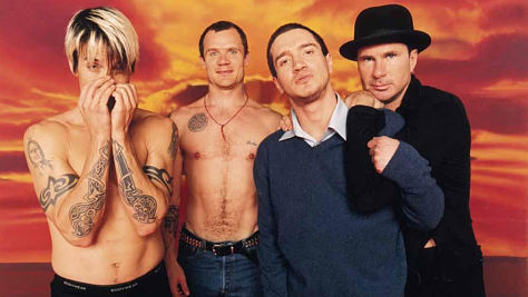 Rock: Funk Fridays: Red Hot Chili Peppers, '99