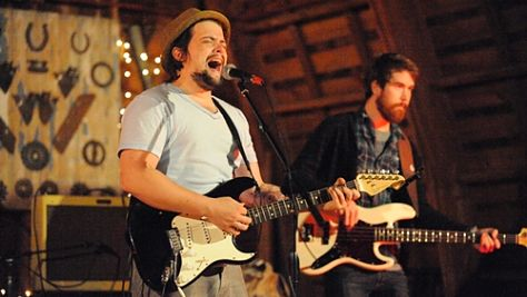Indie: Christopher Denny at Codfish Hollow Barn