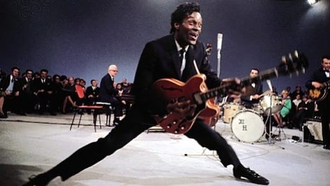 Rock: Chuck Berry's 'Ding-A-Ling'