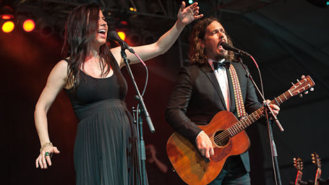 Indie: Video: The Civil Wars Charms Austin